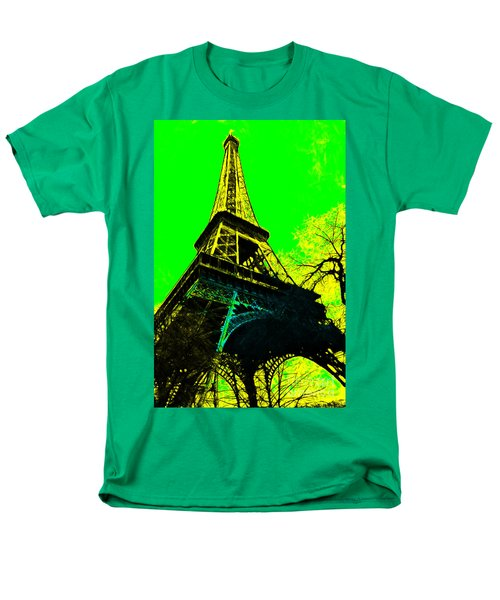 Eiffel 20130115v2 T-Shirt by Wingsdomain Art and Photography