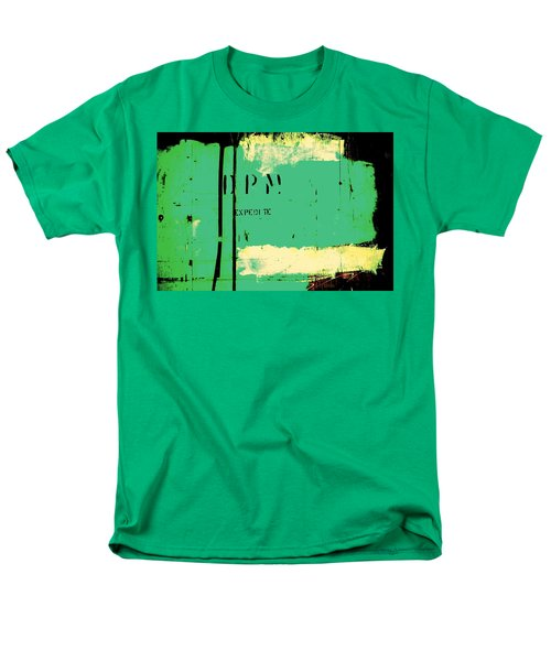 Homeless Shelter T-Shirt by Chris Berry