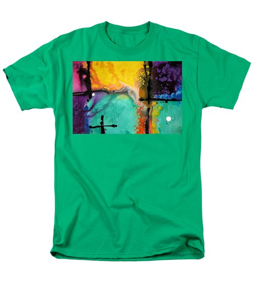 Hope - Colorful Abstract Art By Sharon Cummings T-Shirt by Sharon Cummings