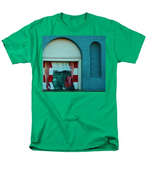 Iconic Urban Mural T-Shirt by Chris Berry