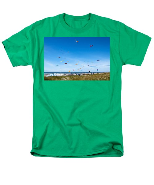Kite Festial T-Shirt by Robert Bales