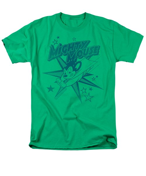 Mighty Mouse - Mighty Mouse Men's T-Shirt  (Regular Fit) by Brand A