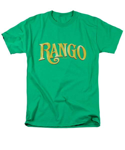 Rango - Logo Men's T-Shirt  (Regular Fit) by Brand A