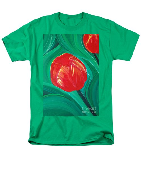 Tulip Diva by jrr T-Shirt by First Star Art