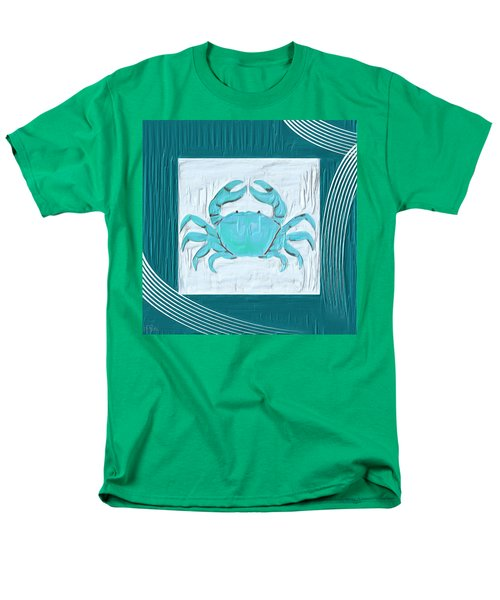 Turquoise Seashells XIX T-Shirt by Lourry Legarde