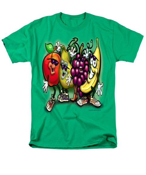 Fruits Men's T-Shirt  (Regular Fit) by Kevin Middleton