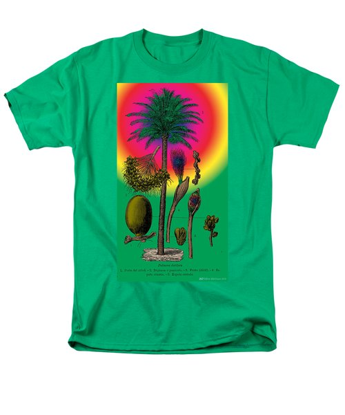 Date Palm T-Shirt by Eric Edelman