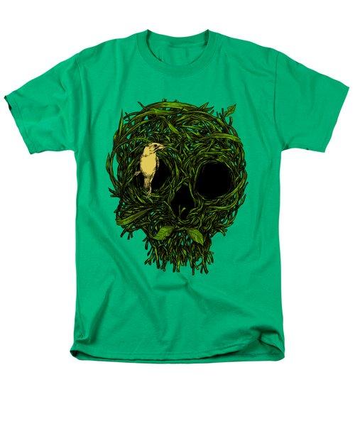 Skull Nest Men's T-Shirt  (Regular Fit) by Carbine