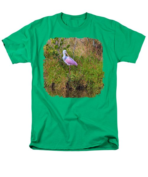 Spoonie Art 2 Men's T-Shirt  (Regular Fit) by John M Bailey