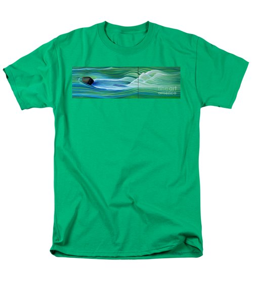 When We Met    T-Shirt by Brian  Commerford