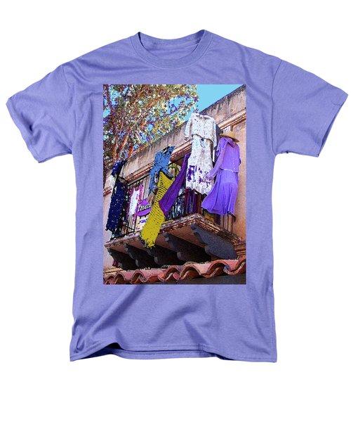 Balcony T-Shirt by Ben and Raisa Gertsberg