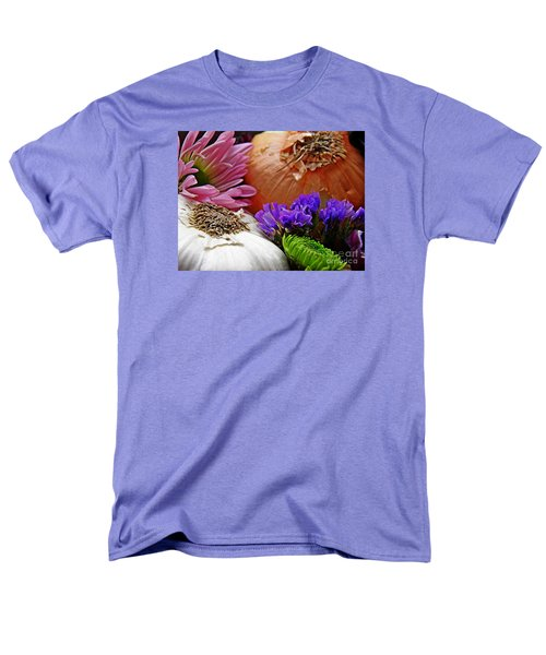 Flavored with Onion and Garlic T-Shirt by Sarah Loft