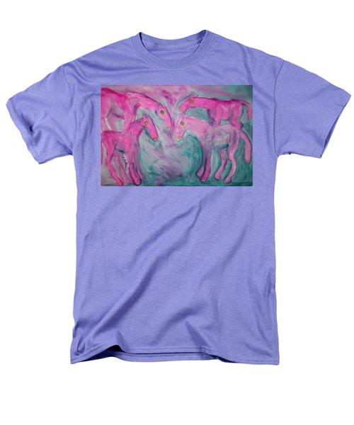 Lets stick together  T-Shirt by Hilde Widerberg