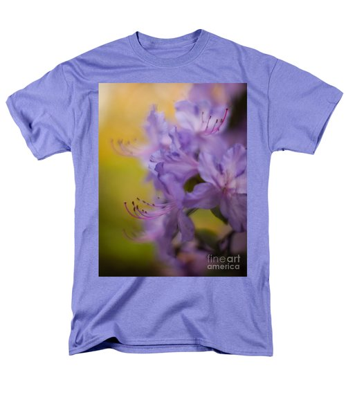 Purple Whispers T-Shirt by Mike Reid