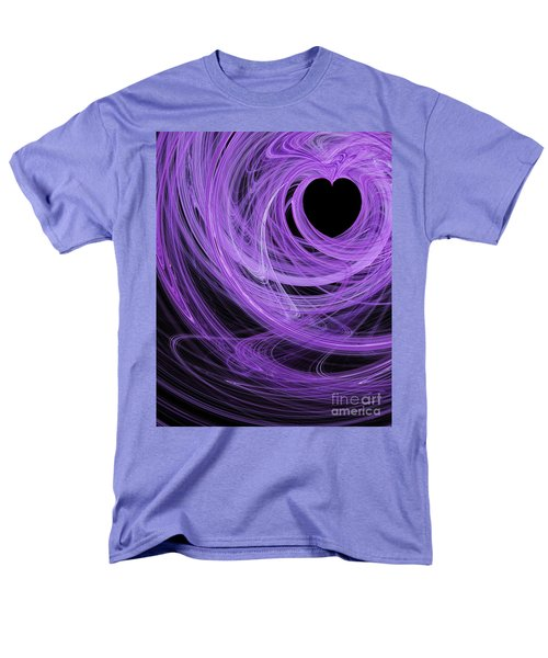 Love Swirls . A120423.689 T-Shirt by Wingsdomain Art and Photography