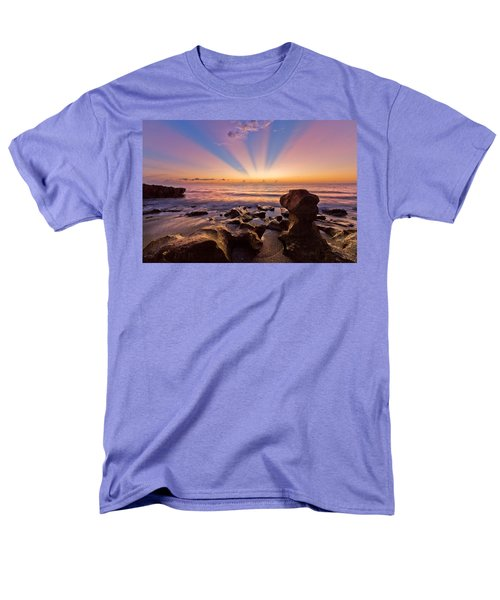 Coral Cove T-Shirt by Debra and Dave Vanderlaan