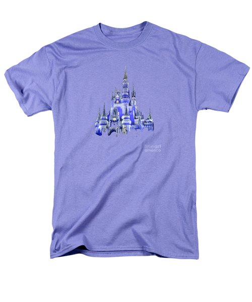 Magic Kingdom Men's T-Shirt  (Regular Fit) by Art Spectrum