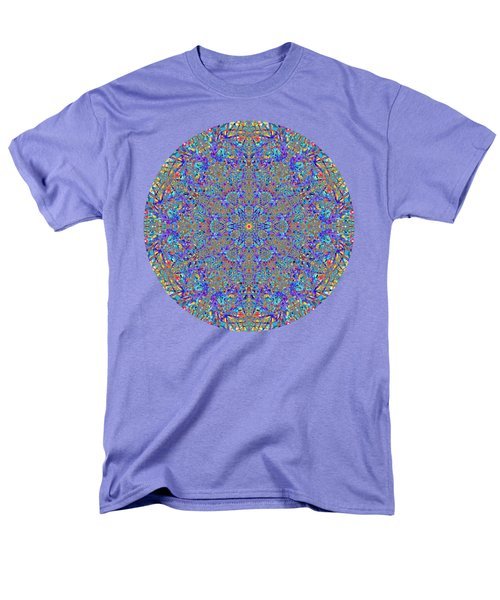 Blue Bird Happy Dance Men's T-Shirt  (Regular Fit) by John Groves
