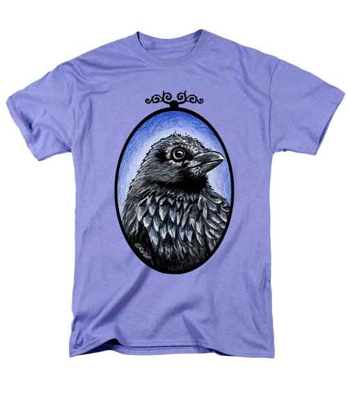 Raven Men's T-Shirt  (Regular Fit) by Kim Niles
