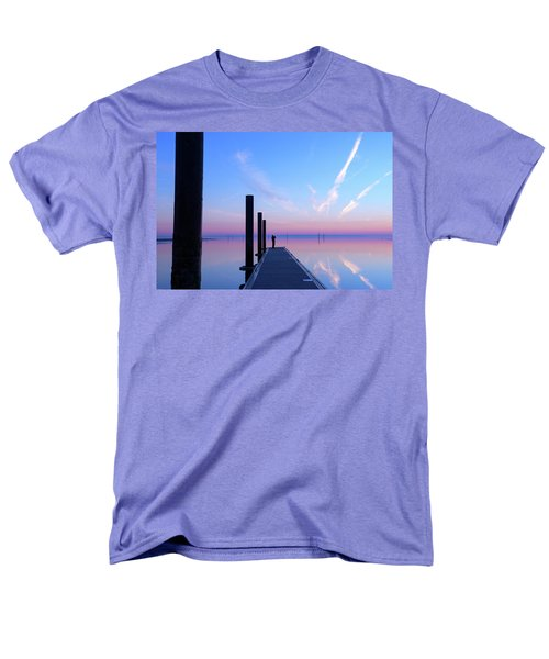 Men's T-Shirt  (Regular Fit) featuring the photograph The Silent Man by Thierry Bouriat