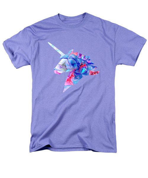 Unicorn Dream Men's T-Shirt  (Regular Fit) by Anastasiya Malakhova