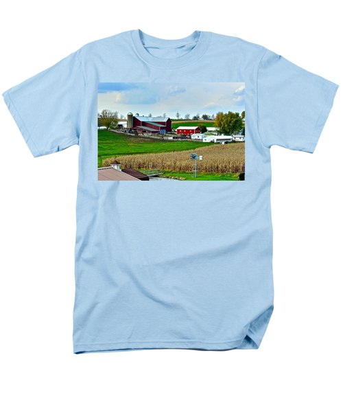 Down on the Farm T-Shirt by Frozen in Time Fine Art Photography