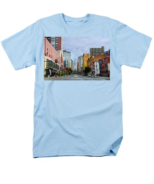 Give My Regards to Broad Street T-Shirt by Bill Cannon