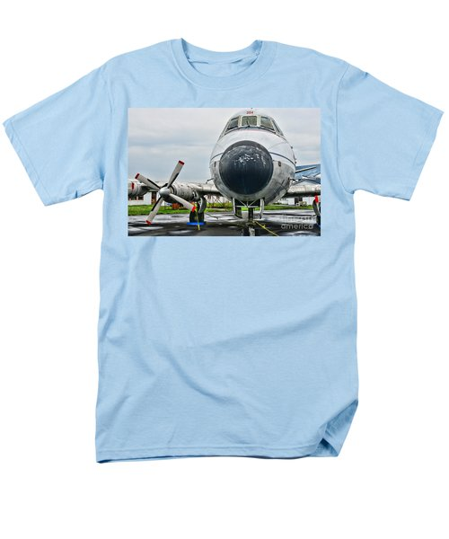 Plane Noses Up T-Shirt by Paul Ward