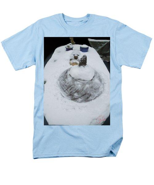 Snow Fall Serie December 2012  T-Shirt by Colette V Hera  Guggenheim