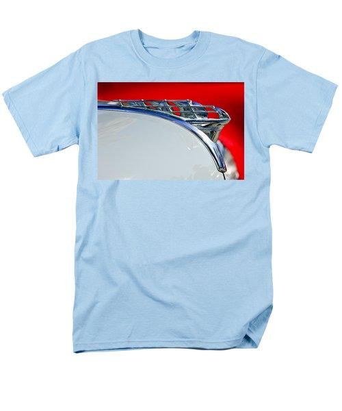 1950 Plymouth Hood Ornament 3 T-Shirt by Jill Reger