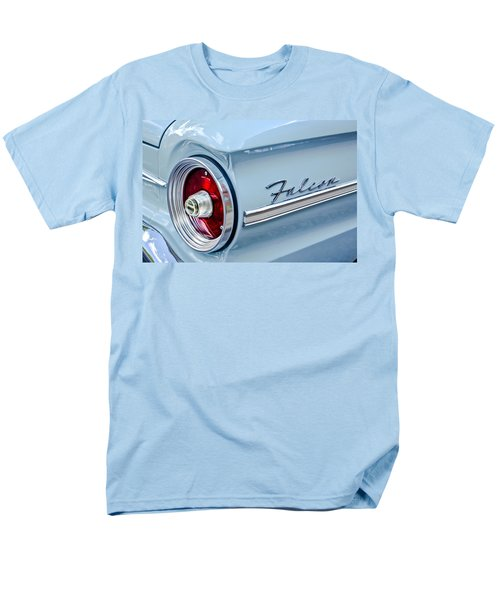 1963 Ford Falcon Futura Convertible Taillight Emblem T-Shirt by Jill Reger