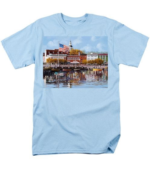Annapolis T-Shirt by Guido Borelli