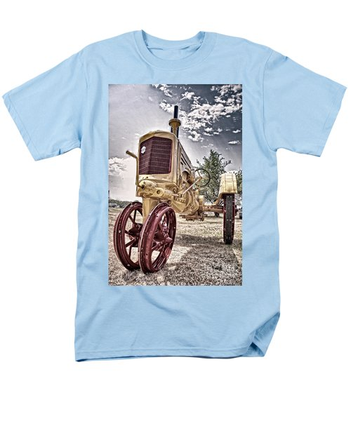 Antique Tractor T-Shirt by Tamyra Ayles