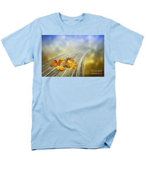 Autumn bridge T-Shirt by Veikko Suikkanen