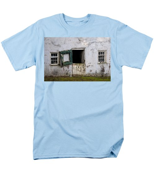 Barn Door in Need of Repair T-Shirt by Bill Cannon