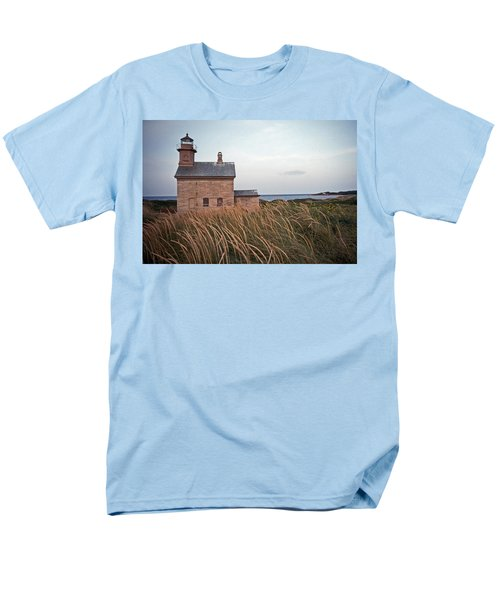 BLOCK ISLAND NORTH WEST LIGHTHOUSE T-Shirt by Skip Willits