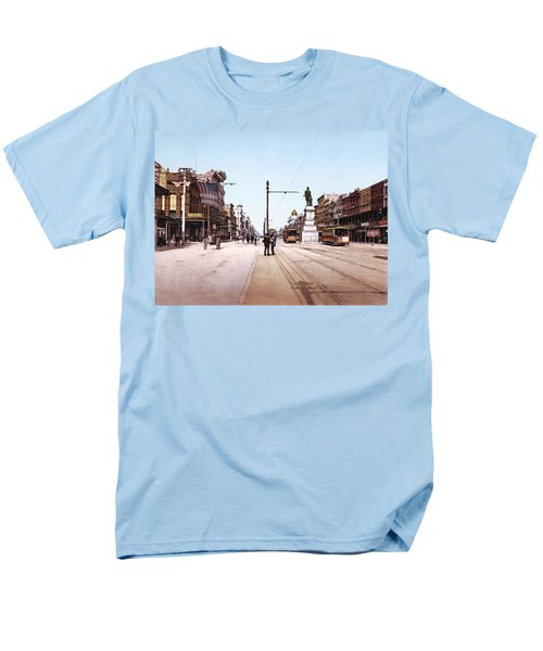Canal Street New Orleans 1900 T-Shirt by Unknown