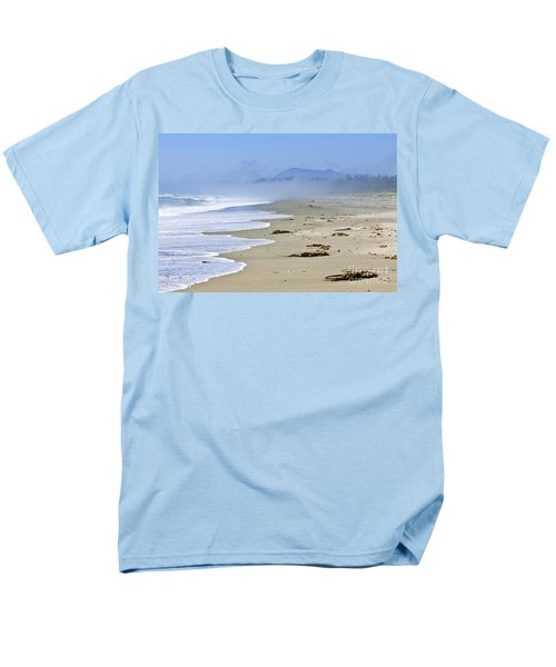 Coast of Pacific ocean in Canada T-Shirt by Elena Elisseeva
