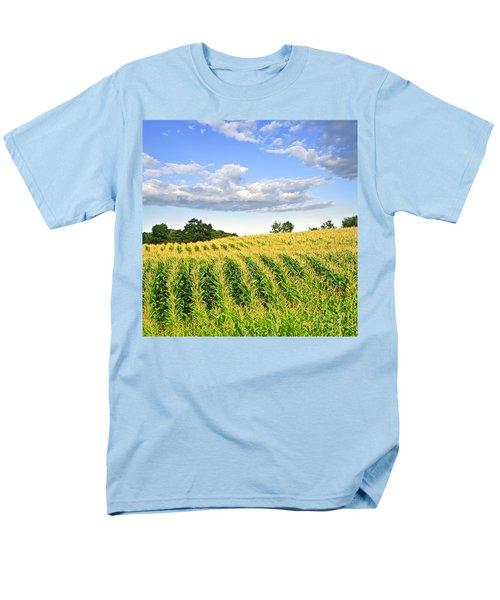 Corn field T-Shirt by Elena Elisseeva