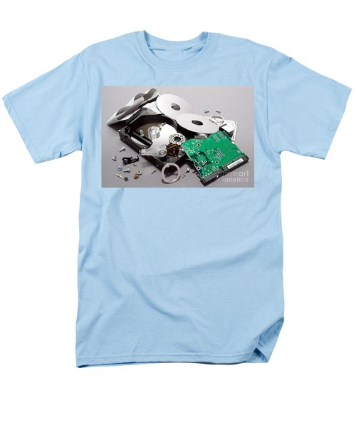 Crashed T-Shirt by Olivier Le Queinec