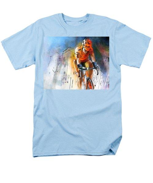 Cycloscape 01 T-Shirt by Miki De Goodaboom
