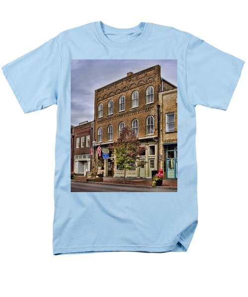 Dowtown General Store T-Shirt by Heather Applegate