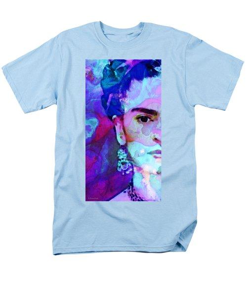 Dreaming of Frida - Art By Sharon Cummings T-Shirt by Sharon Cummings