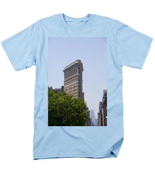 Flat Iron Building T-Shirt by Bill Cannon