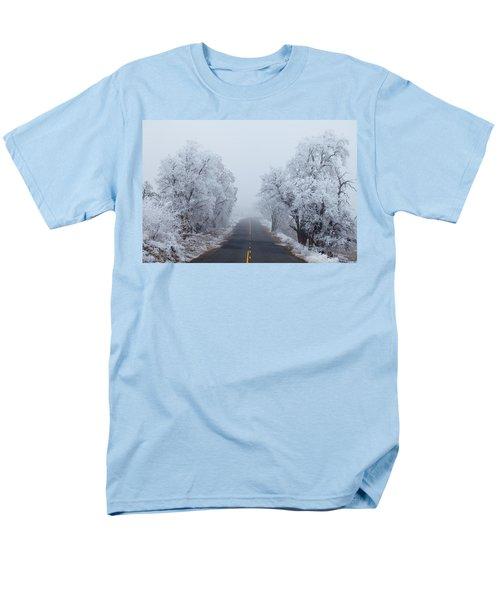 Frozen Trees T-Shirt by Darren  White