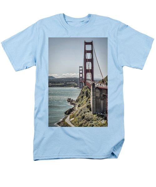 Golden Gate T-Shirt by Heather Applegate