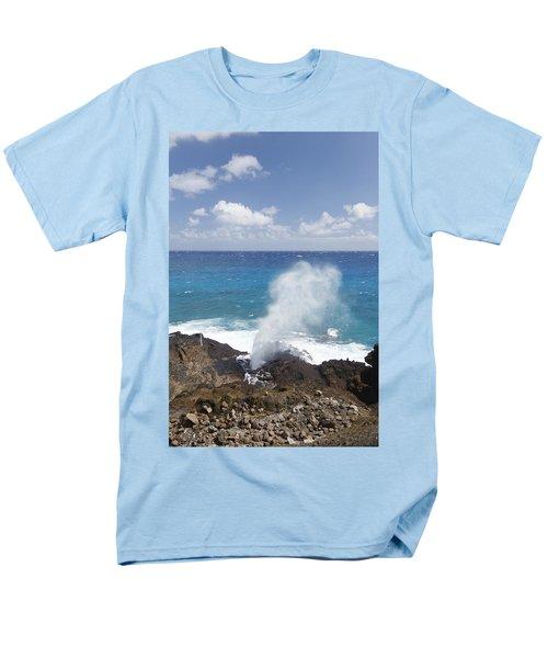 Halona Blowhole T-Shirt by Brandon Tabiolo