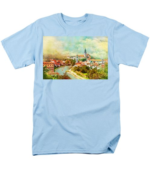 Historic Centre of Cesky Krumlov T-Shirt by Catf