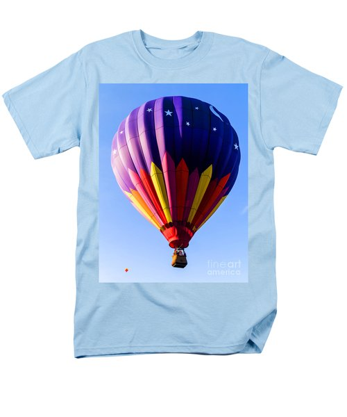 Hot Air Ballooning in Vermont T-Shirt by Edward Fielding
