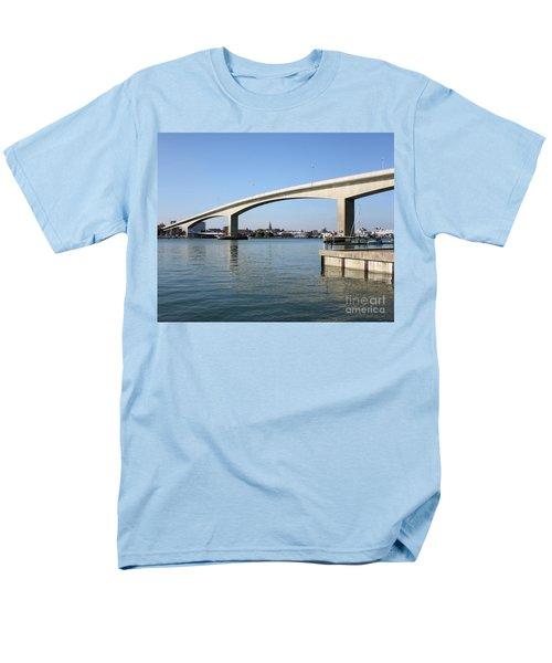 Itchen Bridge Southampton T-Shirt by Terri  Waters
